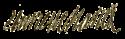 Henrietta Marian allekirjoitus