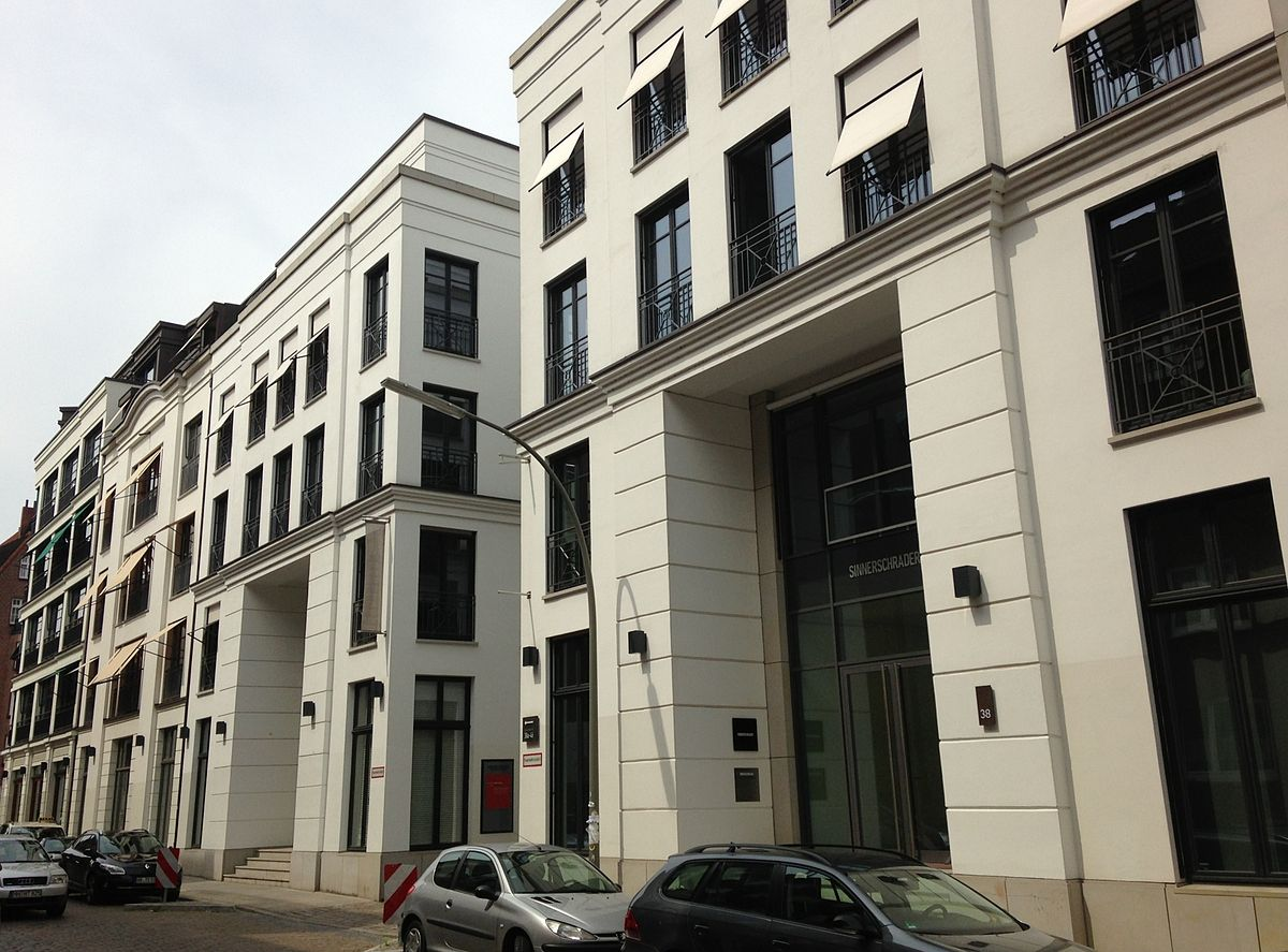 Das Apartment Hamburg sinnerschrader