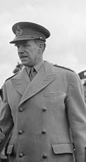 Brian Robertson, 1st Baron Robertson of Oakridge - General Sir Brian Robertson in 1949