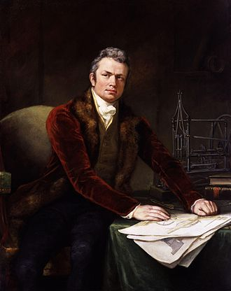 Marc Isambard Brunel - Sir Marc Isambard Brunel, by James Northcote