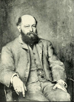 Thomas Drew (architect) - Sir Thomas Drew circa 1870