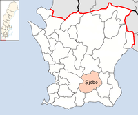 Sjöbo Municipality in Scania County.png