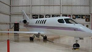 SyberJet SJ30 - An SJ30 prototype