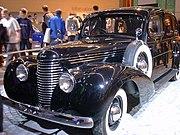 Škoda Superb OHV (1939)
