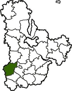Skvyra Raion Former subdivision of Kyiv Oblast, Ukraine