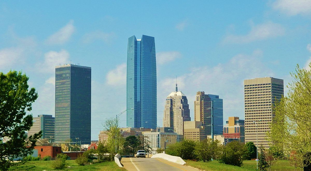 Downtown Oklahoma City Wikipedia