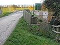 Sluice rebuild - geograph.org.uk - 1167426.jpg