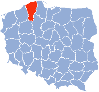 Słupsk Voivodeship - Słupsk Voivodeship