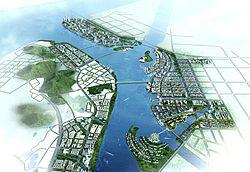 :SmartCity  Ciudad inteligente de Nansha China
