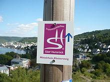 Klettersteig Rheinsteig Boppard : Mittelrhein klettersteig boppard