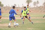 Soccer Game in Baghdad, Iraq DVIDS172325.jpg