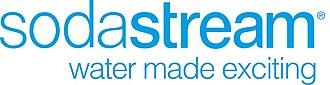 SodaStream - Image: Soda Stream Logo
