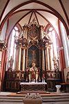 Solms - Kloster Altenberg - ev Kirche - Kirche - Innenraum 8.JPG