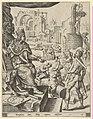 Solomon Building the Temple, from The Story of Solomon MET DP837313.jpg