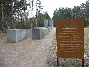Soltau - Holocaust Memorial