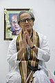 Somendranath Bandyopadhyay Addresses - Opening Ceremony - 1st Four Ps Group Exhibition - Kolkata 2019-04-17 0644.JPG