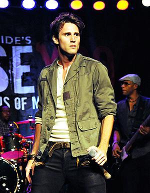 Sonny Fredie-Pedersen - Sonny Fredie-Pedersen performing in Hollywood, California; May 2013