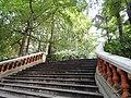 South Gate stairway - Yunnan University - DSC01813.JPG