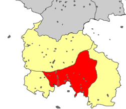South Ossetia rayons and capital Tskhinval.PNG