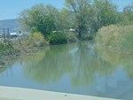 Spanish Fork River at SR-77, May 16.jpg