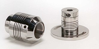 Coupling - Image: Special Beam Couplings with attachments