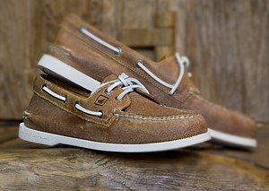 Sperry Top-Sider - An Authentic Original boat shoe invented by Paul A. Sperry in 1935.
