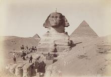 great sphinx of giza wikipedia