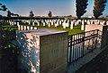 Spoilbank Cemetery Flanders - Entrance Stone - Redvers.jpg