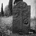 Spomenik na pokopališču v Fojani 1953.jpg