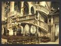 St. Etienne-du-Mont, church interior, Paris, France-LCCN2001698533.tif