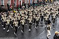 St. Patrick's Day Parade (2013) In Dublin - Purdue University All-American Marching Band, Indiana, USA (8566550252).jpg