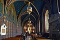 StFrancis of Assisi Church, Our Lady of Sorrows Chapel, 2 Franciszkanska street, Old Town, Krakow, Poland.jpg