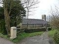 St Elidyr Church, East Williamston - geograph.org.uk - 1234848.jpg