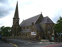 St John's Church, Baxenden - geograph.org.uk - 430133.jpg