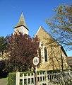 St John the Evangelist's Church, St John's Street, Farncombe (April 2015) (3).JPG