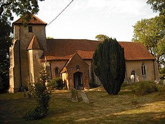 Whatfield - St Margaret's Church