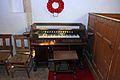 St Margaret's church Witton Norfolk - Church Organ.jpg