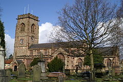 St Mary's Church, Bowdon