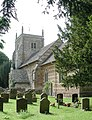 St Mary Magdalene, Duns Tew, Oxon - geograph.org.uk - 1615245.jpg