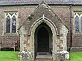 St Swithins church, Ganarew - geograph.org.uk - 1519292.jpg