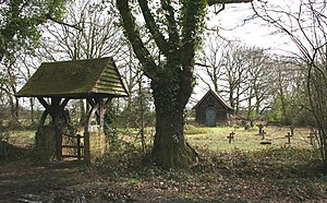 Bicknacre - St.Giles Churchyard