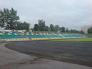 Atlant Stadium - The Atlant Stadium in July 2009