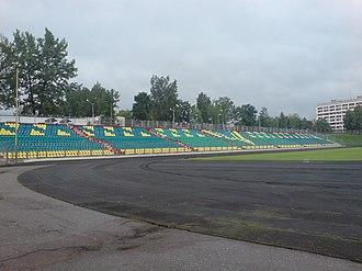 Atlant Stadium - The Atlant Stadium in July 2009
