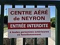 Stade Francisque-Payé (Neyron) en août 2018 - 3.JPG