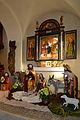Stadtpfarrkirche Rapperswil - Innenansicht - Weihnachtskrippe 2012-12-31 13-02-35.JPG