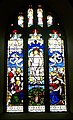 Stained Glass Window, St Mary's Church, Winterborne Whitechurch - geograph.org.uk - 710626.jpg