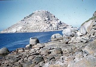 Citadel Island island in Australia