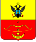 Starokonstantinov COA (Volyn Governorate) (1796).png