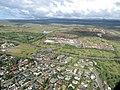 Starr-180326-2973-Cocos nucifera-aerial view houses and sewage treatment facility-Kihei-Maui (41243010681).jpg