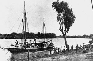 Ngukurr - Image: State Lib Qld 1 113736 Goodwill (ship)